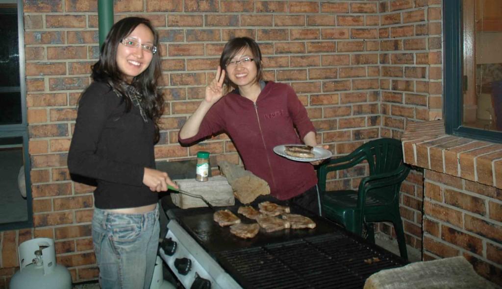 2009 April Remy (Taiwan) and Doris (Taiwan)