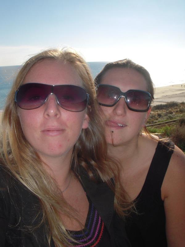 2009 May Alex (UK) and Stephanie (UK)