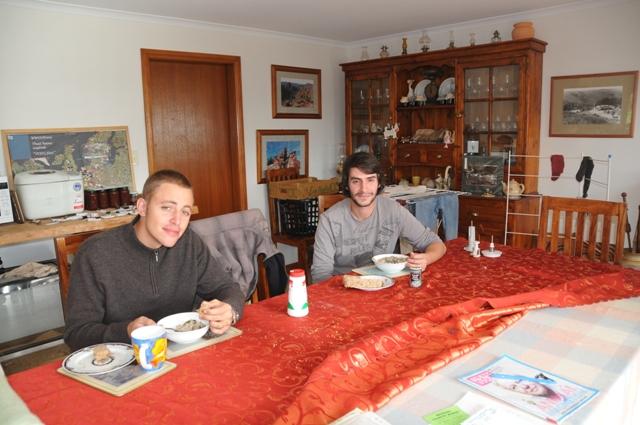 2012 June Espen (Dane) and Fabian (Fra)