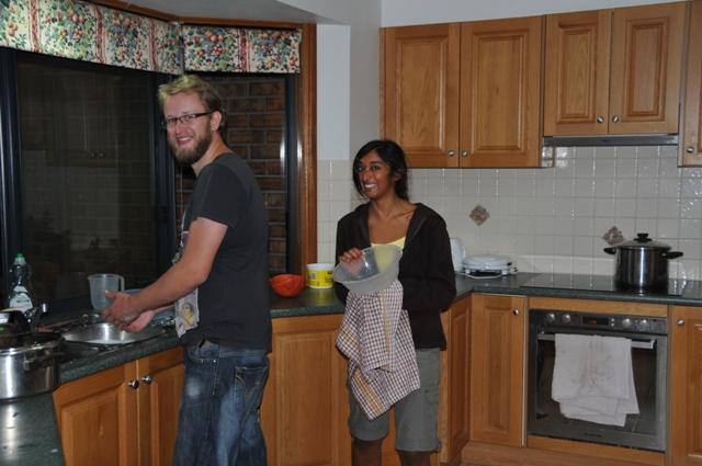 2012 May Daniel (UK) and Michelle (UK)