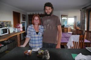 2014 May_Sarah(Aussie) and Sam(Aussie)
